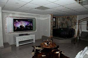 צימר הגלקסיה - טלויזיה בכבלים ו- DVD
